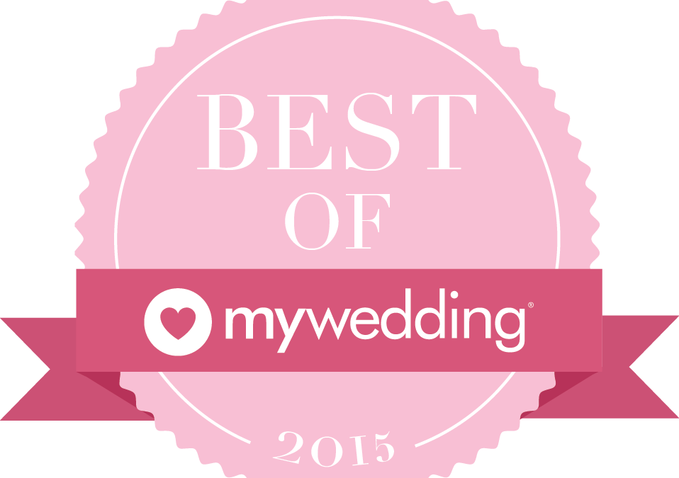 Best of MyWedding Award Recipient