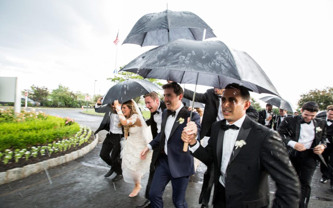 Weather Planning for an Outdoor Wedding