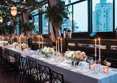NYC Terrace Wedding