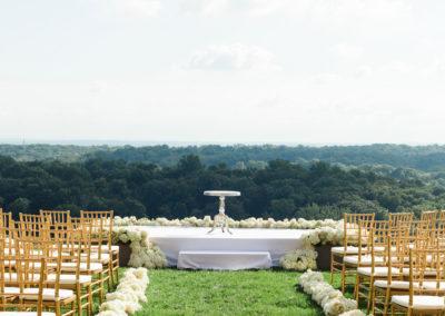 Scenic Historic Mansion Wedding